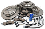 BMW Brake Kit - Bembo/Akebono 34116767061KTFR5