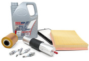 BMW Tune Up and Filters Kit with Oil - E36TUNEKIT3-Oil
