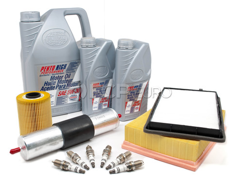BMW Tune-Up Kit with Oil (M3 E36) - E36TUNEKIT9-Oil