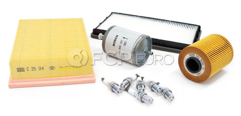 BMW Tune Up and Filters Kit (E36 325i 325is) - E36TUNEKIT6