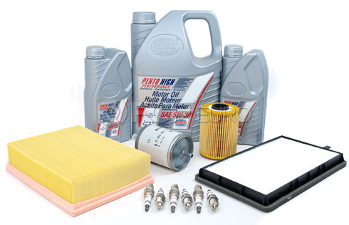 BMW Tune-Up Kit with Oil (M3 E36) - E36TUNEKIT8-Oil