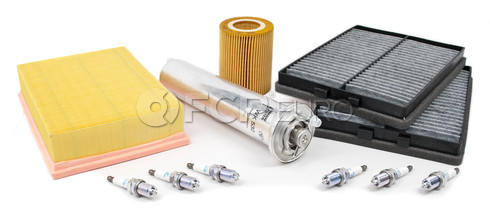 BMW Tune Up and Filters Kit (E39 525i 530i) - E39TUNEKIT1