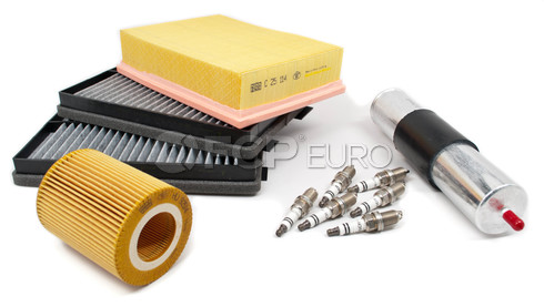 BMW Tune Up and Filters Kit (E39 528i) - E39TUNEKIT2