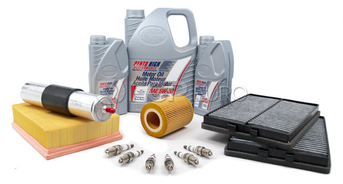 BMW Tune Up and Filters Kit with Oil (E39 528i) - E39TUNEKIT2-Oil