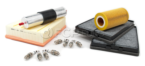BMW Tune Up and Filters Kit (E39 540i) - E39TUNEKIT4