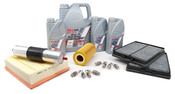 BMW Tune Up and Filters Kit with Oil (E39 540i) - E39TUNEKIT4-Oil