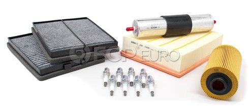 BMW Tune Up and Filters Kit (E39 540i) - E39TUNEKIT5