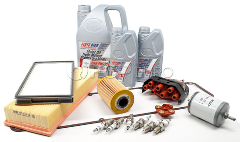 BMW Tune-Up Kit with Oil (535i) - E34TUNEKIT5-Oil