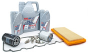 BMW Tune Up and Filters Kit with Oil (E28 528e) - E28TUNEKIT2-Oil