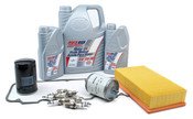 BMW Tune Up and Filters Kit with Oil (E28 528e) - E28TUNEKIT4-Oil