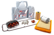 BMW Tune Up and Filters Kit with Oil (E28 533i 535i 535is) - E28TUNEKIT6-Oil