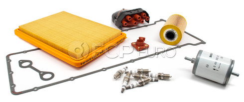 BMW Tune Up and Filters Kit (E28 M5) - E28TUNEKIT7