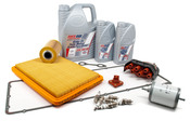 BMW Tune Up and Filters Kit with Oil (E28 M5) - E28TUNEKIT7-Oil