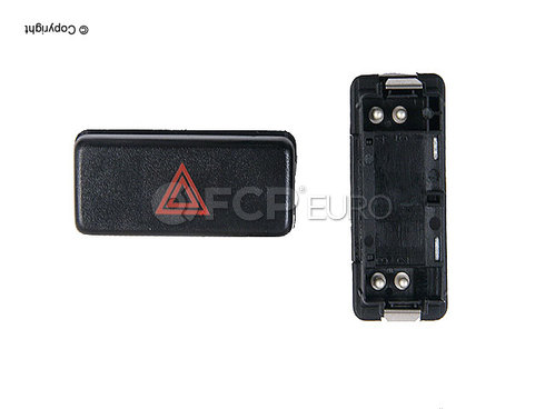 BMW Hazard Flasher Switch - Genuine BMW 61311374220