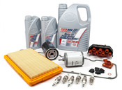 BMW Tune Up and Filters Kit with Oil - E30TUNEKIT3-Oil