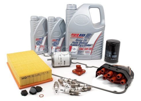 BMW Tune Up and Filters Kit with Oil (E30 325i 325is 325iX) - E30TUNEKIT5-Oil