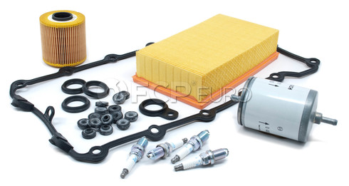 BMW Tune Up and Filters Kit (E30 318i 318is) - E30TUNEKIT2