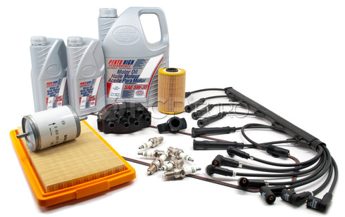 BMW Complete Tune Up and Filters Kit with Oil (E28 533i) - E28TUNEKIT5-Full