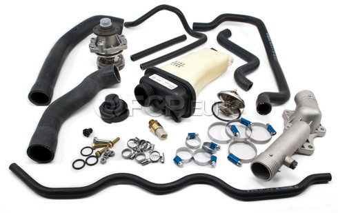BMW Comprehensive Cooling System Kit (E39 528i) - 528COOLKIT1