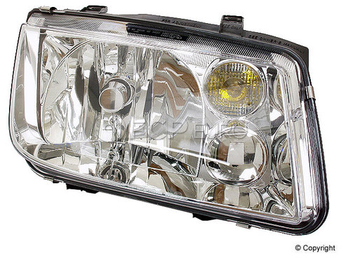 VW Headlight Assembly Right (Jetta) - TYC 1J5941018AJ
