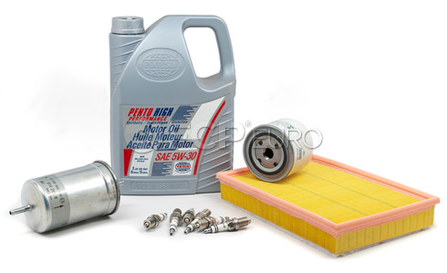 Volvo Tune Up Kit with Oil (S90 V90) - V90TUNEUPKIT-Oil