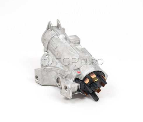 Audi VW Ignition Lock Housing (A4 A6 Golf Passat) - Genuine VW Audi 4B0905851B