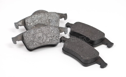 Volvo Brake Pad Set Rear (S60 V70 XC70 S80) - Jurid 30648382
