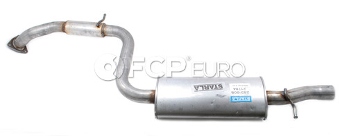 Volvo Muffler Assembly Center (S40 V40) Starla 283-603