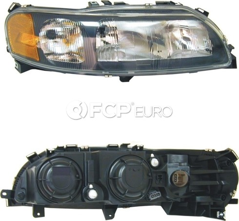 Volvo headlight Assembly Right (V70 XC70) - Economy 8693564