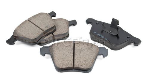 Volvo Brake Pad Set - Akebono EUR1305