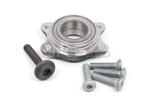 Audi VW Wheel Bearing Kit Front (A4 A6 Passat) - Optimal 8E0498625B
