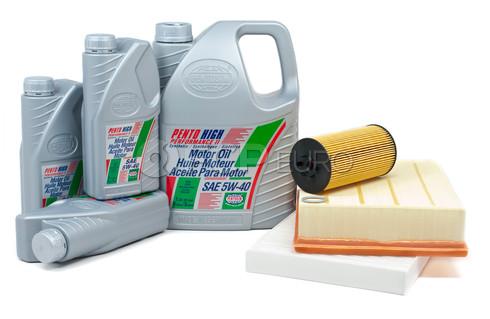 Audi Service Kit with Oil (Allroad 4.2L) - ALLROAD4.8TUNEKIT1-Oil