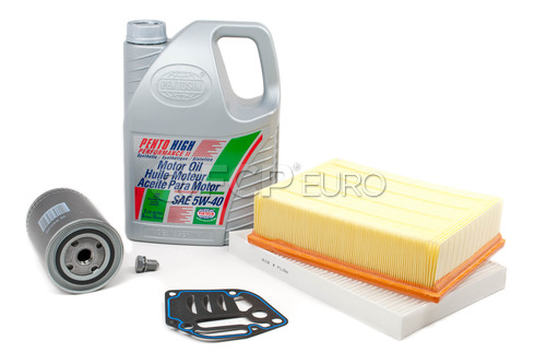 Audi Service Kit with Oil (A4 1.8T) - A41.8TUNEKIT1-Oil