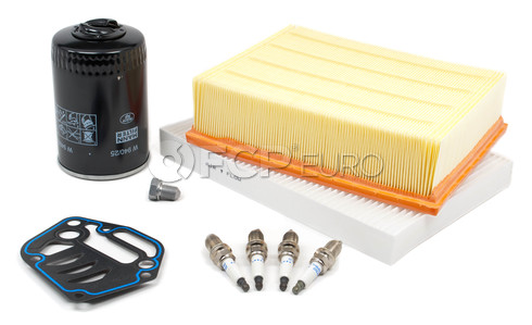 Audi Service Kit with Spark Plugs (A4 1.8T) - A41.8TUNEKIT2