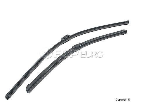 Volvo Windshield Wiper Blade Set (S40 V50) - Genuine Volvo 31457759