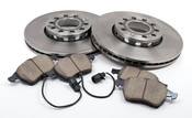 Audi VW Brake Kit - Brembo/Akebono 517239