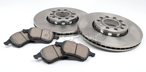 Audi Brake Kit - Brembo/Akebono 110144