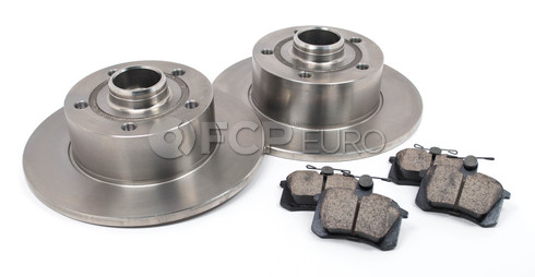 Audi VW Brake Kit - Brembo/Akebono 110146