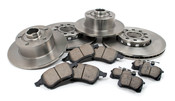 Audi VW Brake Kit - Brembo/Akebono 110153