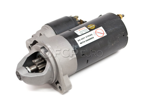 BMW Starter Motor (645Ci 745Li 745i) - Bosch SR0806X