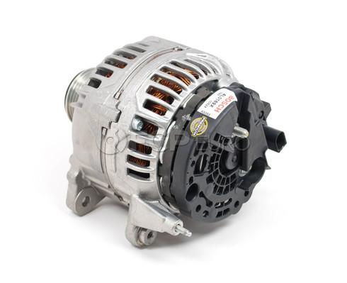 Audi VW Remanufactured 120 Amp Alternator - Bosch 038903018QX