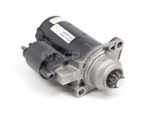 VW Starter Motor (Beetle Cabrio Golf Jetta Passat) - Bosch SR0408X
