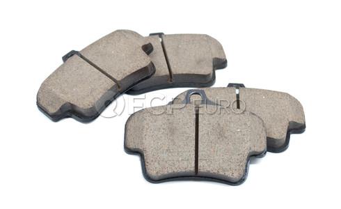 Porsche Brake Disc Pad Set (911 Boxster Cayman) - Akebono 99735294800