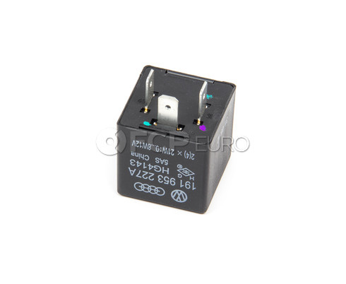 Turn Signal Relay - Meyle 1H0953227