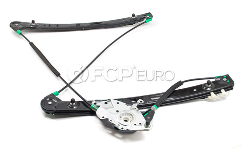 BMW Window Regulator Front Right (E46) - Genuine BMW 51337020660