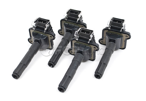 Audi VW Ignition Coil (Set of 4) - Karlyn STI 058905105X4
