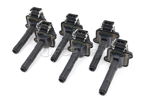 Audi VW Ignition Coil Set of 6 (A4 S4 Allroad) - Karlyn STI 058905105X6