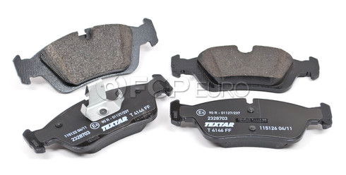 BMW Brake Pad Set Front (318i Z3 Z4) - Textar 2328703