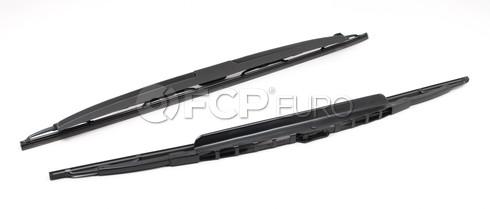 BMW Windshield Wiper Blade Set (740i 740iL 750iL) - Bosch 3397001367