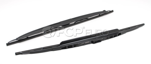 BMW Windshield Wiper Blade Set (740i 740iL 750iL) - Bosch 3397001367